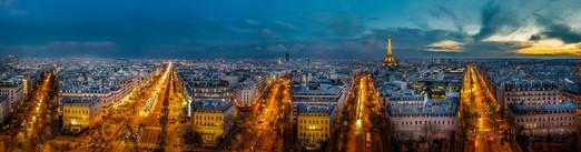 Paris Panoramic