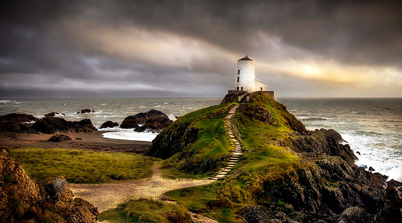 Twr Mawr lighthouse - Anglesey