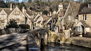 Castle Combe - Wiltshire