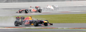 F1 GP Silverstone - Daniel Ricciardo