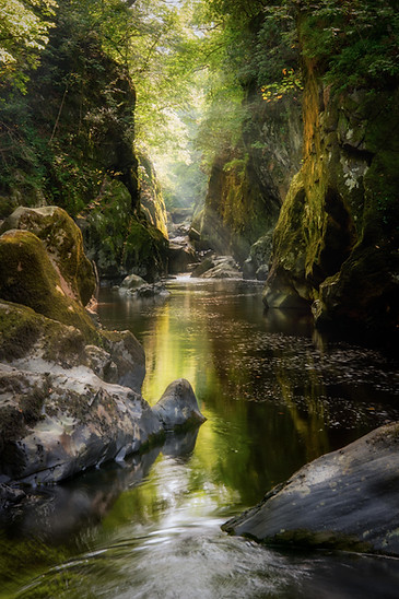 Enchanting Fairy Glen - Snowdonia