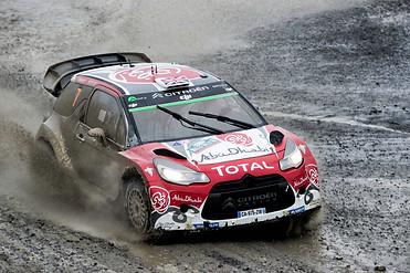 WRC Wales Sweet Lamb stage - Kris Meeke
