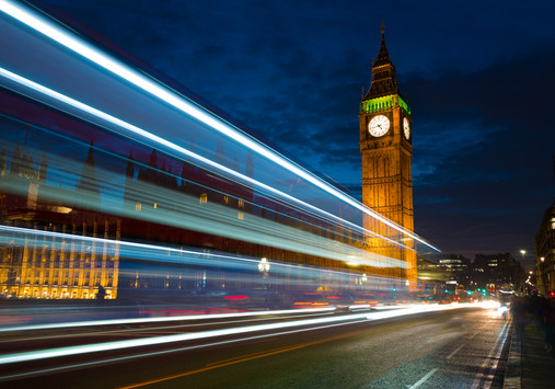 London Light streeks