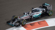FI GP Abu Dhabi - Lewis Hamilton