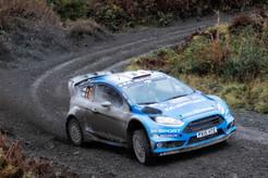 WRC Wales - Camilli
