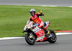 Moto GP Silverstone - Scott Redding