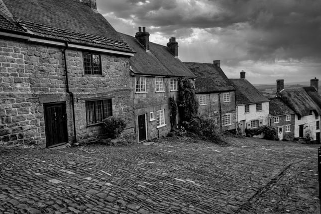 Gold Hill - Saftsbury