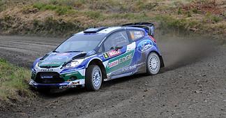 WRC Wales - Petter Solberg