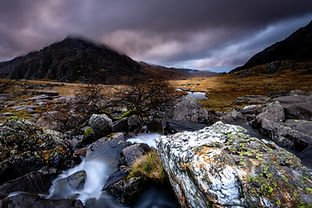 Waters Flowing from Cwm Idwal