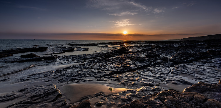 Nash Point - South Wales