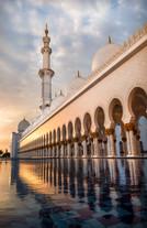 Grand Mosque - Abu Dhabi