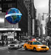 City View Globe - NYC