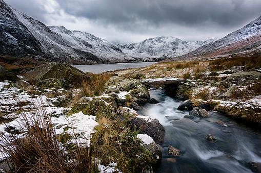Llyn Ogwen - Snowdonia