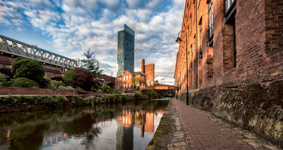 Old Meets New - Manchester