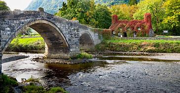 Autumn Colours - Snowdonia