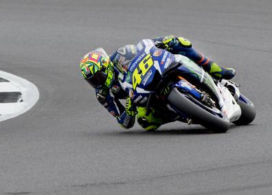 Moto GP Silverstone - Valentino Rossi