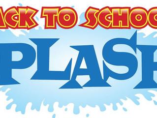 Last Splash Before School