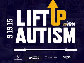 Lift Up Autism-September 19 2015