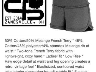 CrossFit Contour SHORTS?
