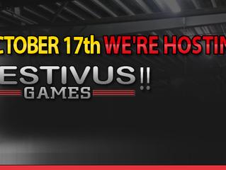 CrossFit Contour Hosting Festivus Games