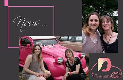 Présentation équipe La Deuche Rose