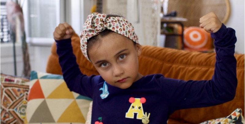 Le Bandeau Enfant Matriochka