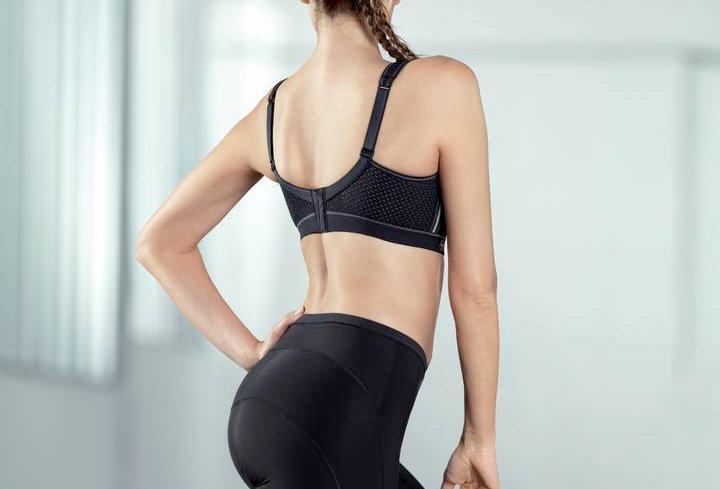 Panty de sport ergonomique