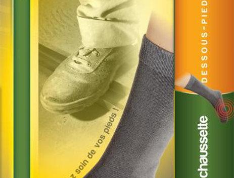 Chaussettes de protection sols durs et semelles dures