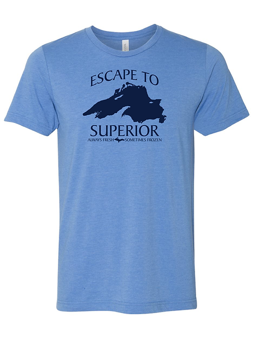 Escape to Superior Tee