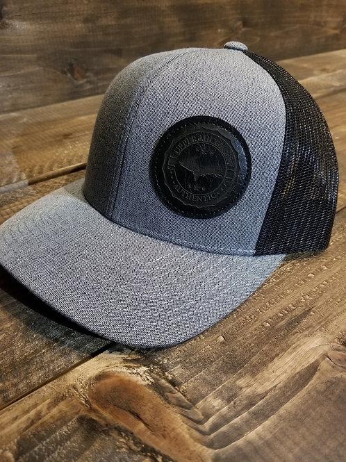 Authentic Mesh Snap-back