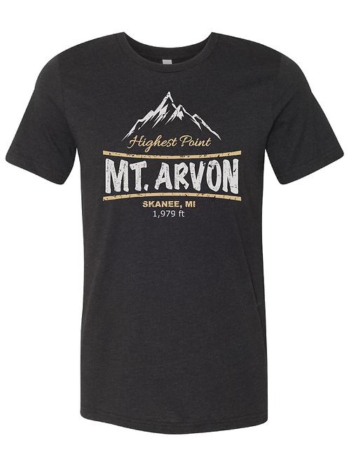 Mt. Arvon Tee