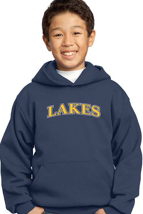 3: Youth Essential Fleece Pullover