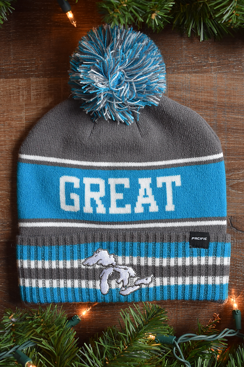 Great Lakes Beanie