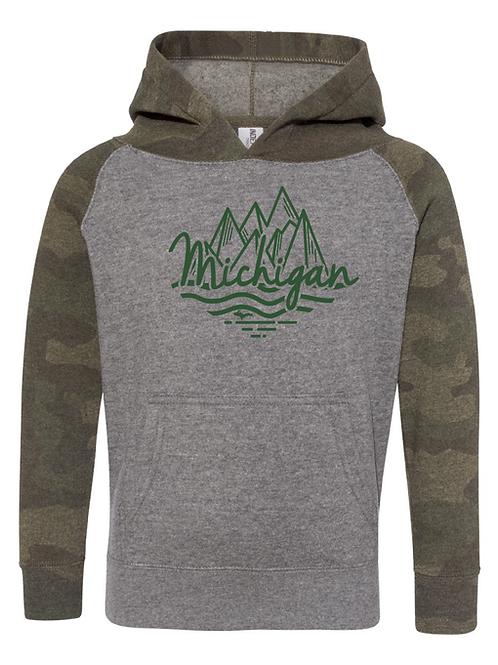 Michigan Mt. Hoodie