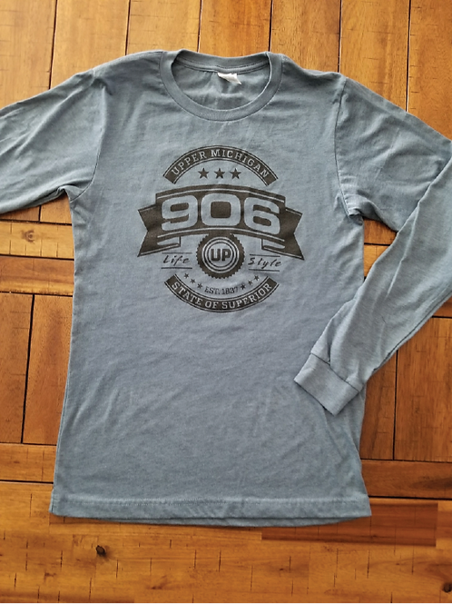 906 Banner Long Sleeve