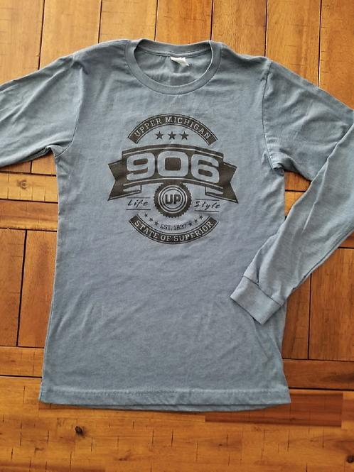 906 Banner Long Sleeve