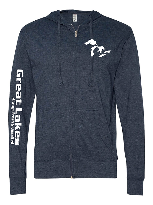 Great Lakes Zip Up