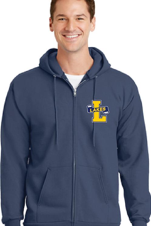 4: Essential Fleece Zip-Up