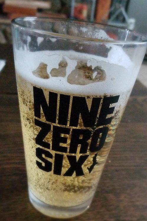 Nine Zero Six Glass