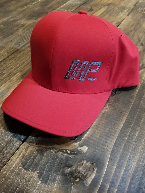 Red Digital Hat
