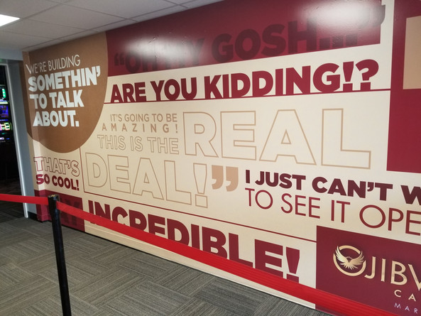 Wall Graphic Wrap