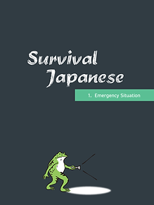 Survival Japanese Emergency situation eB