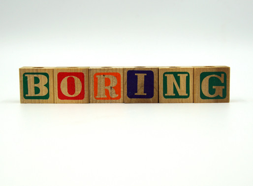 Are You Boring?