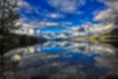 0000269 Glacier National Park Reflection