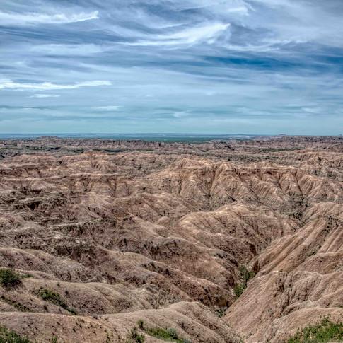 Badlands Overview