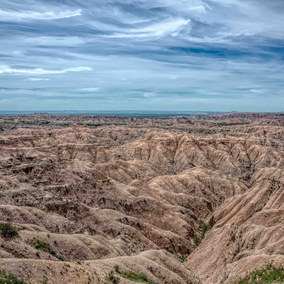 Badlands Overview