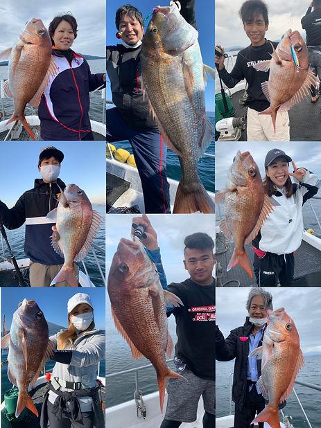 鹿児島 錦江湾 釣り 遊漁船