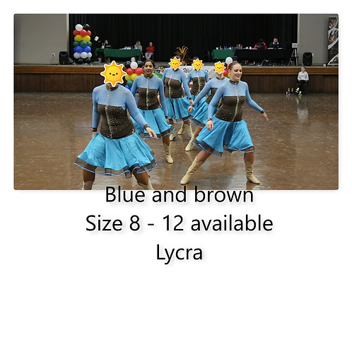 Lilt / Showdance (Sizes 8-12)