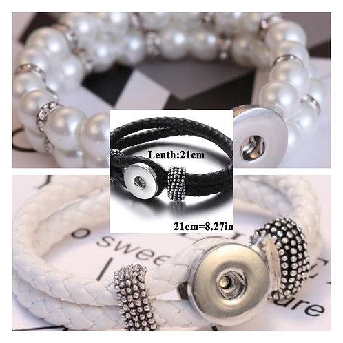 Bracelet & Snaps Combo
