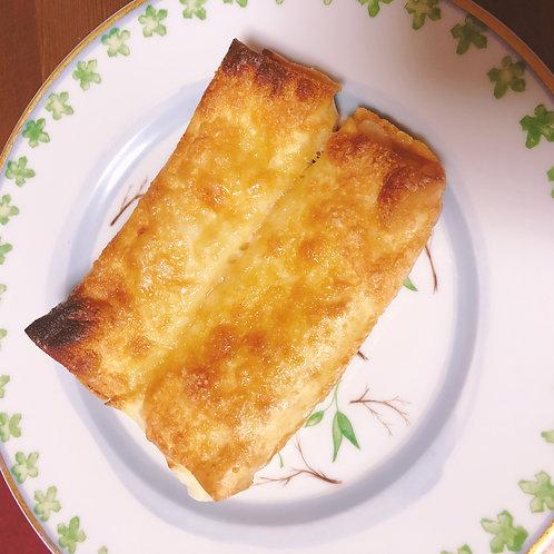 <冷凍惣菜>ズワイガニのカネロニ